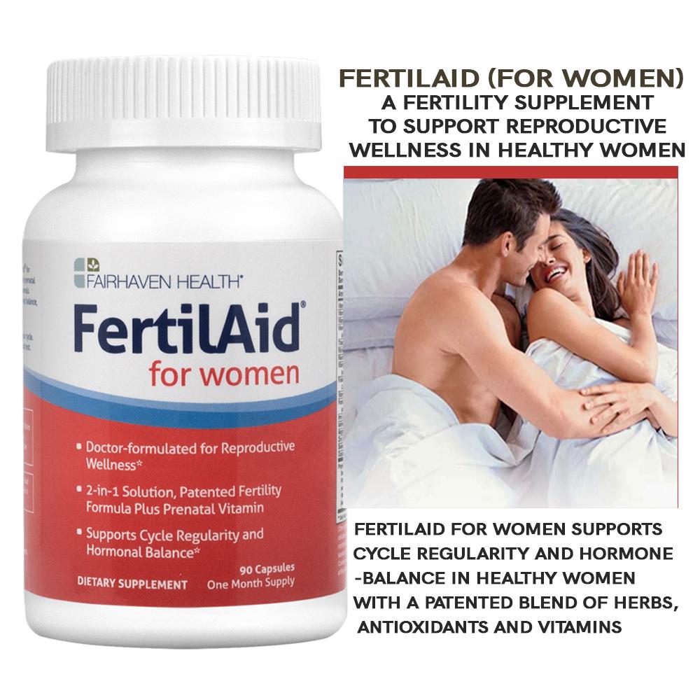 fertilityboostfor women